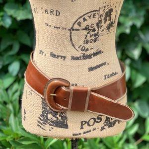 DKNY Leather Belt